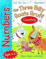 THREE BILLY GOATS GRUFF NUMBERS