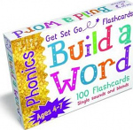GET SET GO BUILD A WORD FLASHCARDS