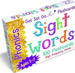 GET SET GO SIGHT WORDS FLASHCARDS