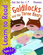LEARN TO READ GOLDILOCKS AND THE THREE BEARS