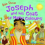 BIBLE STORIES JOSEPH AND HIS COAT OF MANY COLOURS
