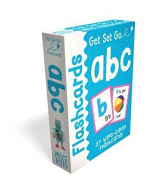 GET SET GO ABC FLASHCARDS