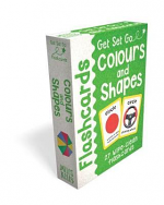 GET SET GO COLOURS AND SHAPES FLASHCARDS
