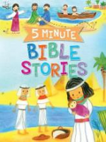 5 MINUTE BIBLE STORIES HB