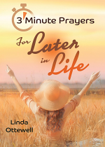 3 MINUTE PRAYERS FOR LATER IN LIFE