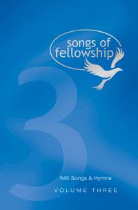 SONGS OF FELLOWSHIP VOLUME 3 MUSIC