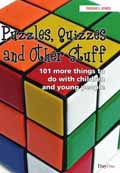 101 PUZZLES QUIZZES AND OTHER STUFF