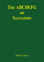 THE ABCDEFG OF SALVATION