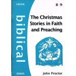 CHRISTMAS STORIES IN FAITH & PREACHING