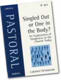 SINGLED OUT OR ONE IN THE BODY P87