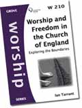W210 WORSHIP & FREEDOM IN THE C OF E