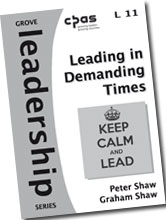 LEADING IN DEMANDING TIMES L11