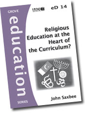 RELIGIOUS EDUCATION AT THE HEART OF THE CURRICULUM ED14