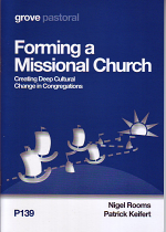 FORMING A MISSIONAL CHURCH