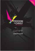 FREEDOM IN CHRIST FOR YOUNG PEOPLE LEADER'S GUIDE + DVD