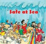 BOARD BOOK SAFE AT SEA MOSES