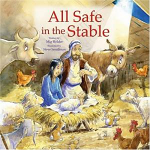 ALL SAFE IN THE STABLE HB
