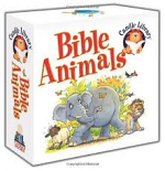 CANDLE LIBRARY BIBLE ANIMALS