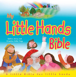 MY LITTLE HANDS BIBLE HB