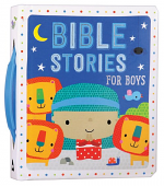 BIBLE STORIES FOR BOYS BOARD BOOK