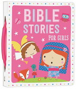 BIBLE STORIES FOR GIRLS BOARD BOOK