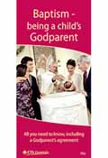 BAPTISM - BEING A CHILD'S GODPARENT PACK OF 25