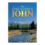 KJV GOSPEL ACCORDING TO JOHN
