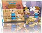 DAVID JIGSAW BOOK