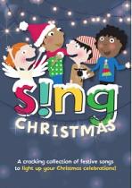 SING CHRISTMAS BOOK + CD