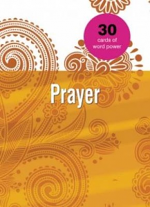 WORD POWER CARDS PRAYER