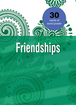 WORD POWER CARDS FRIENDSHIPS
