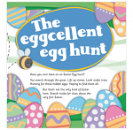 THE EGGCELLENT EGG HUNT TRACT
