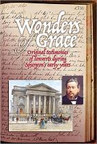 WONDERS OF GRACE