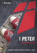 1 PETER FOLLOWING JESUS