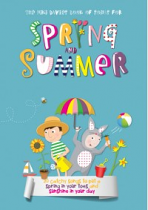 SPRING AND SUMMER BOOK + CD