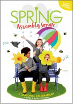 SPRING ASSEMBLY SONGS BOOK + CD