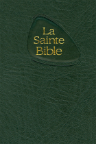 FRENCH POCKET BIBLE