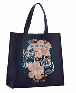 PSALM 139:14 TOTE BAG
