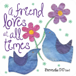 A FRIEND LOVES COASTER