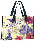ECO TOTE BAG SING FOR JOY