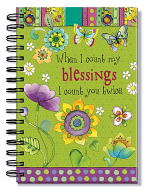 COUNT BLESSINGS JOURNAL HB