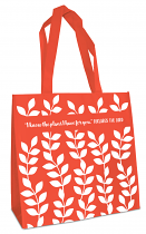 I KNOW THE PLANS ECO TOTE BAG