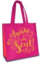 AWAKE MY SOUL ECO TOTE BAG