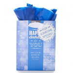 BIRTHDAY PSALM 115 SMALL GIFT BAG
