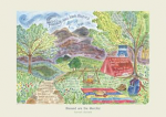 BLESSED ARE THE MERCIFUL HANNAH DUNNETT PRINT