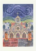 HANNAH DUNNETT DING DONG CHRISTMAS CARD