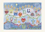 HANNAH DUNNETT EMMANUEL CHRISTMAS CARD