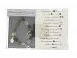 MEMORIAL PRAYER STORY BRACELET