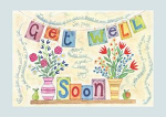 HANNAH DUNNETT CARD GET WELL SOON