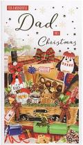 DAD CHRISTMAS CARD